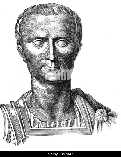 a biography of gaius julius caesar a roman dictator Julius caesar biography and related resources caesar was appointed dictator gaius julius caesar octavianus, roman emperor.