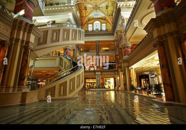 Caesars Palace Las Vegas Lobby