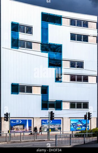 Pierhead Street Multi Storey Car Park