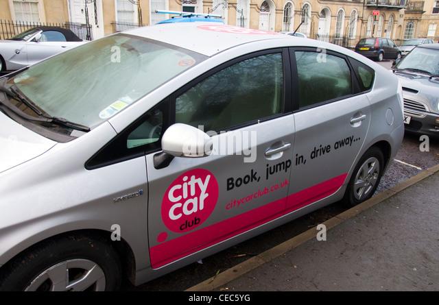 Enterprise Car Club Edinburgh