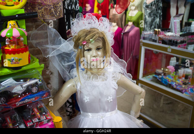 Iranian girls stock photos iranian girls stock images alamy mannequin with party clothing for girls exposed in a bazaar shop of sanandaj iran publicscrutiny Image collections