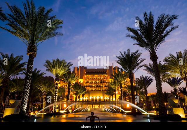 Al Bustan Palace Hotel Email Address