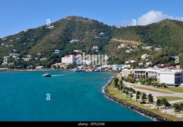 Tortola Island (Road Town, BVI) cruise port schedule ...