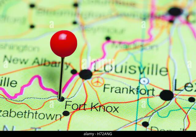 Kentucky State Map Stock Photos Kentucky State Map Stock Images - Kentucky map usa