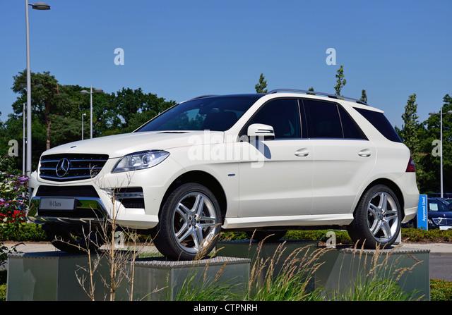 M class stock photos m class stock images alamy for Mercedes benz surrey uk