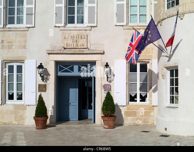 Hotel De Toiras St Martin De Re France