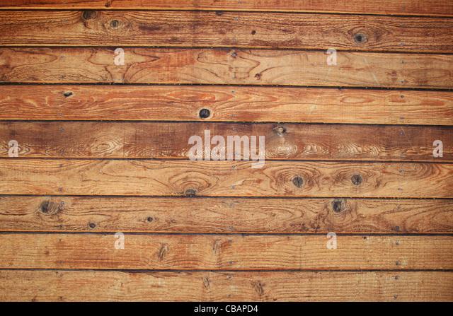Horizontal brown wooden planks stock photos