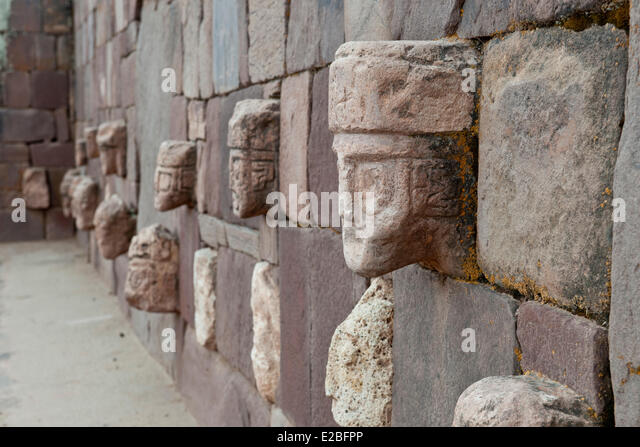 Inca archeology pre columbian stock photos