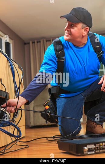 cable installer