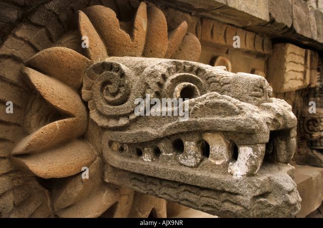 Quetzalcoatl Stock Photos & Quetzalcoatl Stock Images - Alamy