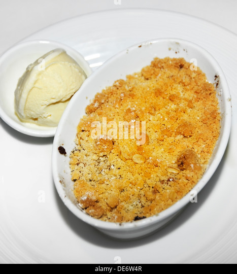 Crumble Stock Photos & Crumble Stock Images - Alamy