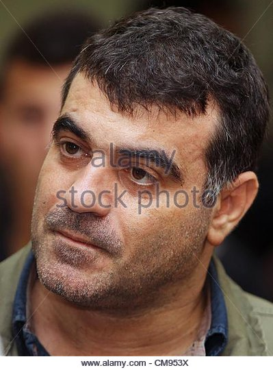 epa03451355 <b>Kostas Vaxevanis</b>, journalist and publisher, waits to appear in ... - epa03451355-kostas-vaxevanis-journalist-and-publisher-waits-to-appear-cm953x