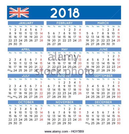 2018 Calendar Stock Photos Amp 2018 Calendar Stock Images