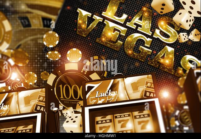 Las Vegas Roulette Slot Games Stock Photos & Las Vegas Roulette ...