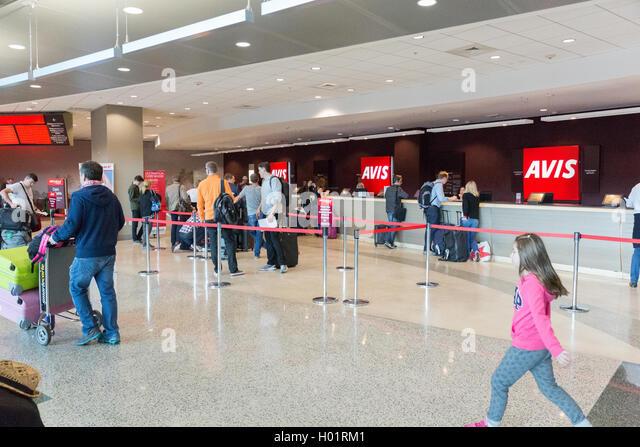 Avis Car Hire Port Elizabeth Airport