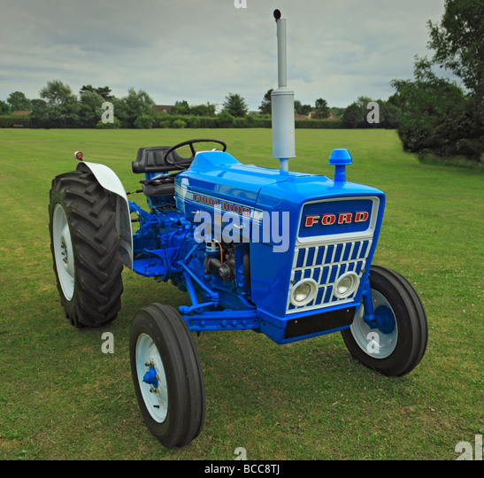 1965 Ford 3000 Tractor : Ford tractor stock photos