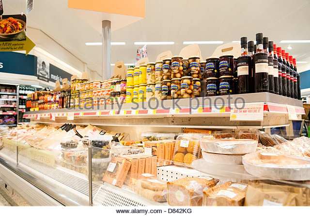 Delicatessen Uk Stock Photos Amp Delicatessen Uk Stock