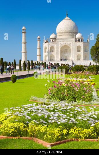 Taj Mahal Stock Photos & Taj Mahal Stock Images