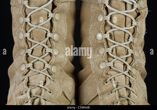 Combat Boot Stock Photos & Combat Boot Stock Images - Alamy