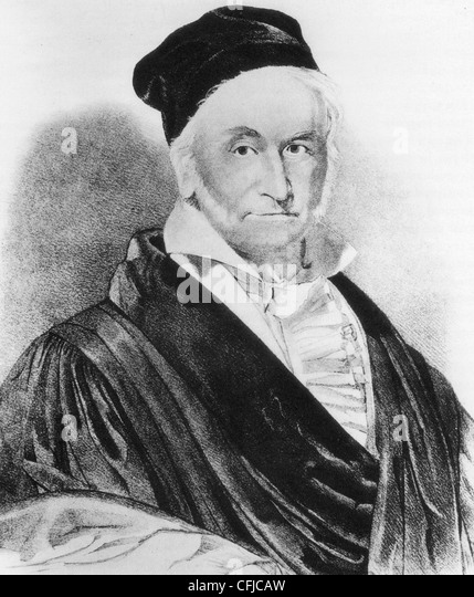 a biography of carl friedrich gauss Aka johann friedrich carl gauss born:  german mathematician, born of  humble parents at brunswick on the 30th of april 1777, and was indebted for a  liberal.