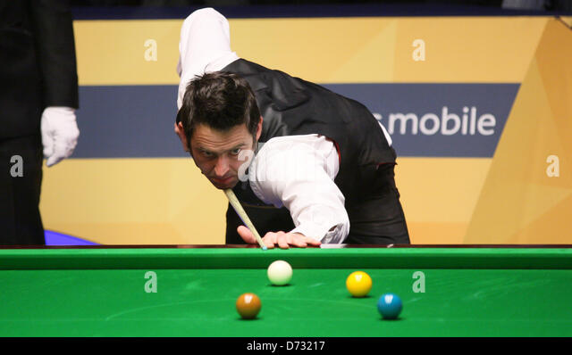Who is ronnie o sullivan hookup now