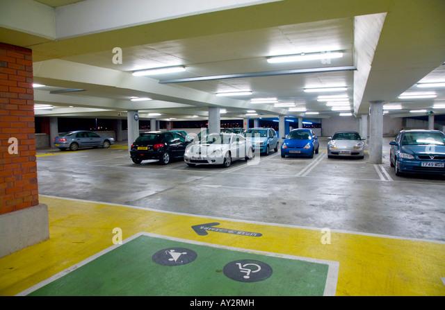 Car Park Near B Ay