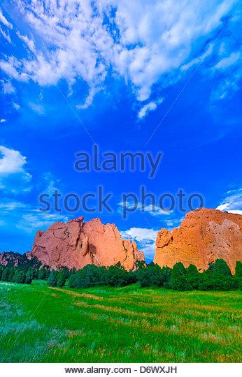 Colorado Springs Colorado Stock Photos Colorado Springs Colorado Stock Images Alamy