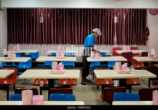 Furniture division stock photos