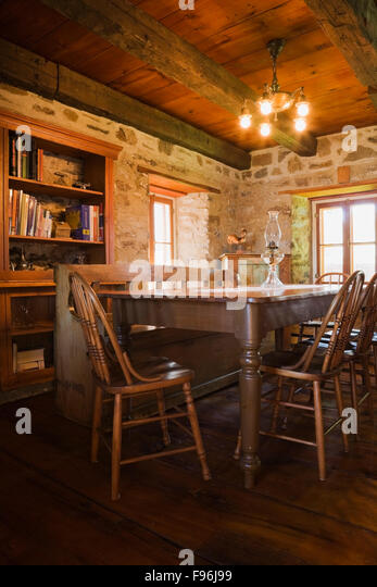 1850 house room stock photos 1850 house room stock for Html table inside th
