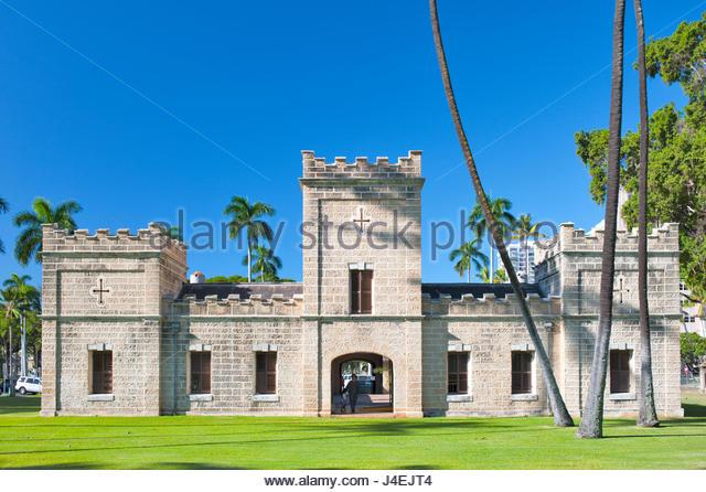 Queen Liliuokalani Palace Inside Hawaii Oahu Hawaiian H...