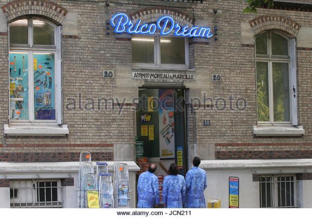 Rive droite stock photos rive droite stock images alamy - Bancs publics versailles rive droite ...