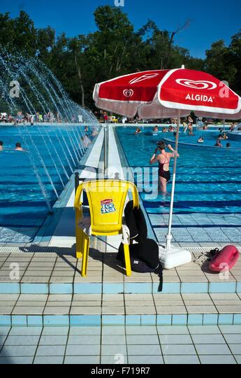 Lifeguard Swimming Pool Stock Photos Lifeguard Swimming Pool Stock Images Alamy