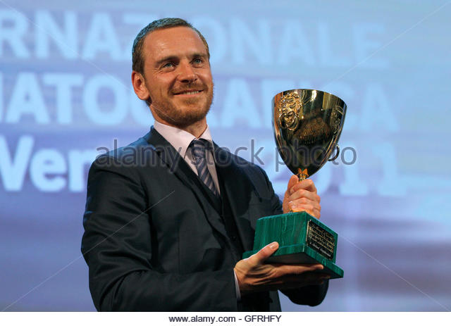 Fassbender also worked as a