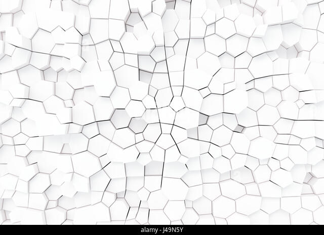 Abstract 3D background - 3D illustration - Stock Image
