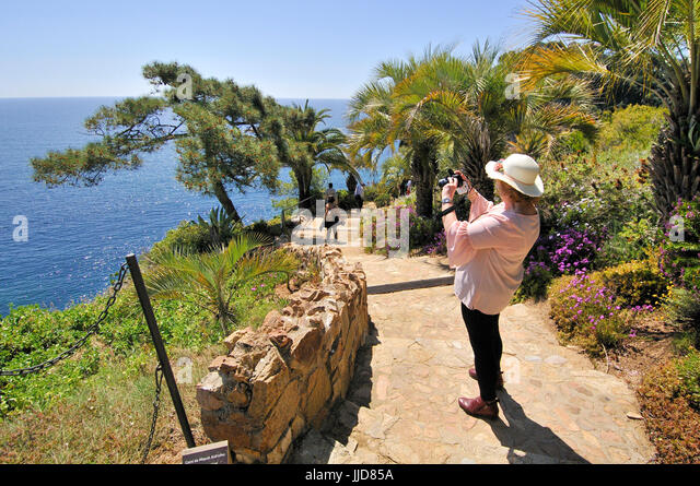 Marimurtra stock photos marimurtra stock images alamy for Jardin botanico marimurtra