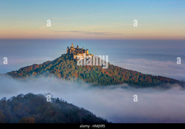 Hohenzollern Castle - Wikipedia