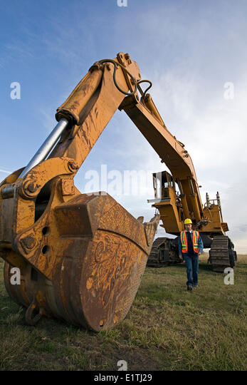 heavy machinery operator