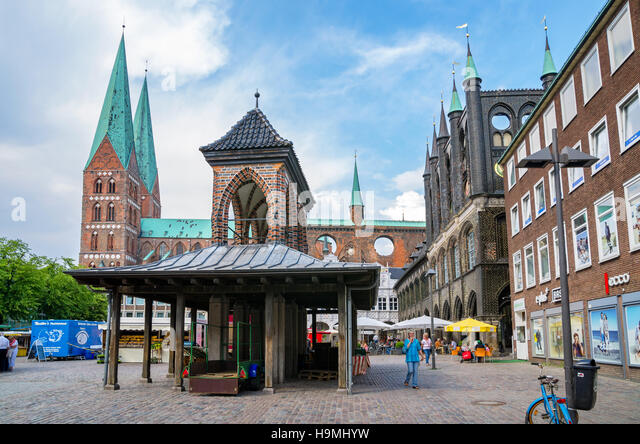 lubeck germany stock photos lubeck germany stock images alamy. Black Bedroom Furniture Sets. Home Design Ideas