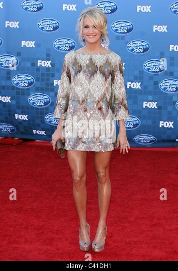Carrie Underwood American Idol Finale 2011
