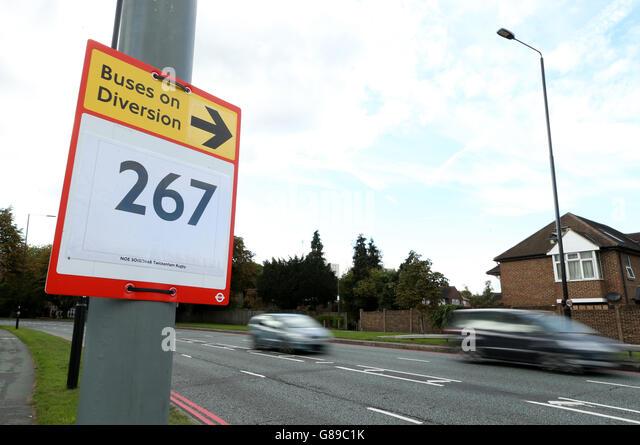 live world temporary morning road closures bank marathon