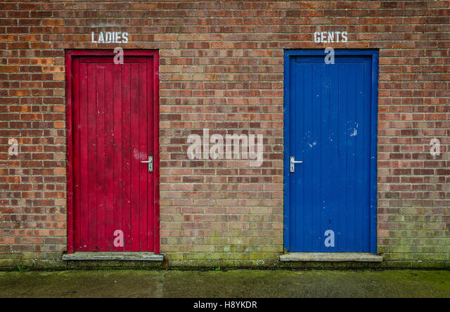 Gents toilet stock photos gents toilet stock images alamy for Bathroom design blackpool