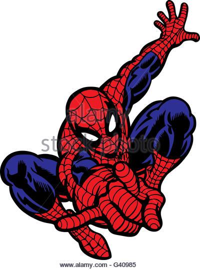 Spider Man Cartoon Stock Photos & Spider Man Cartoon Stock Images ... The Bag Man Movie Poster