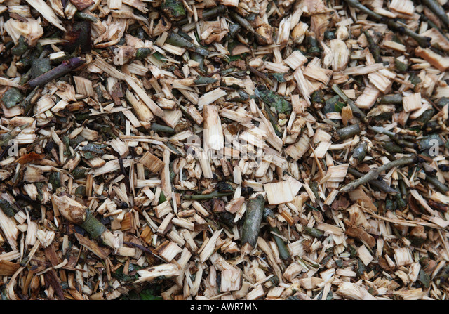 Wood chips stock photos images alamy