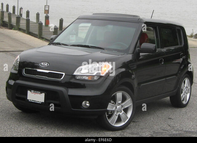 kia soul stock photos kia soul stock images alamy. Black Bedroom Furniture Sets. Home Design Ideas