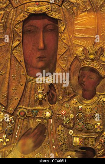 Our Lady Of Czestochowa Original
