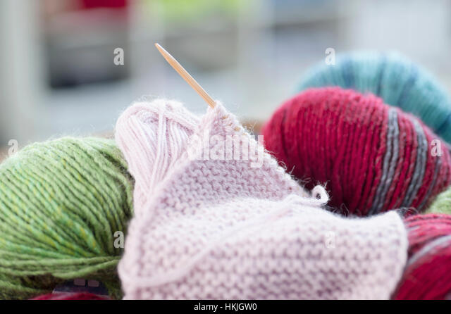 Knitting Needles Nottingham : Salesroom stock photos images alamy