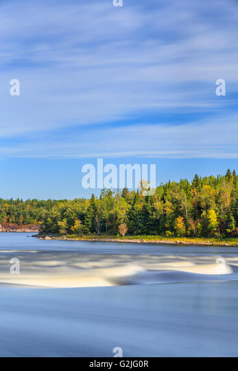 Sturgeon Falls (ON) Canada  city pictures gallery : Sturgeon Falls on Nutimik Lake, Whiteshell Provincial Park, Manitoba ...