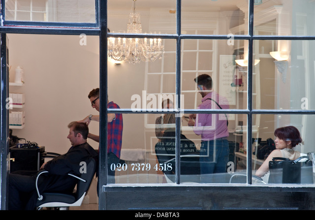 The Drawing Room Hairdresser London