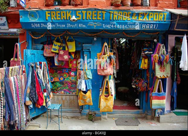Hippie shop stock photos hippie shop stock images alamy for Salon hippie
