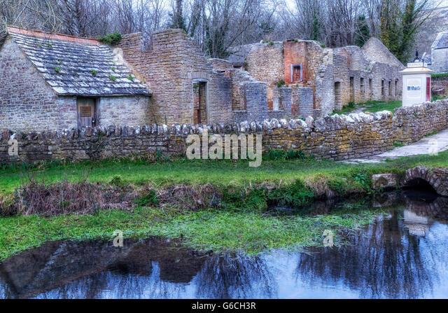 Tyneham Village. (UK)?